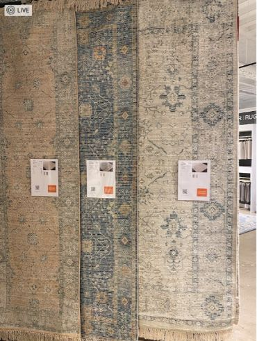 """New """"old"""" looking rugs"""