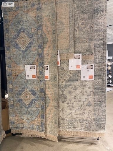 New Old Looking Rugs